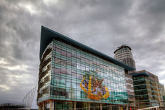 MediaCityUK, the new home for the BBC Stock Photos