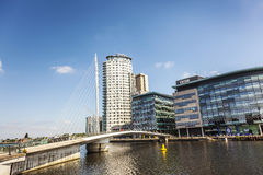 MediaCityUK, the new home for the BBC Royalty Free Stock Photos