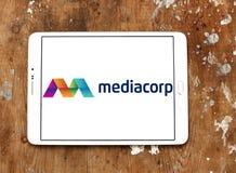 Mediacorp商标 图库摄影