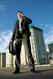 Mediador imobiliário foto de stock royalty free