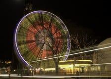 Mediados de festival del invierno de Edimburgo Fotografía de archivo