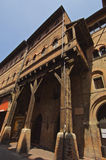 Mediaeval House in Bologna Stock Photography