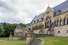 Mediaeval Imperial Palace in Goslar, Germany Stock Images