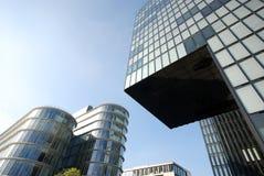 Mediahafen Dusseldorf Stock Images