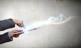 Medialne technologie Zdjęcie Stock
