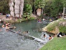 Medialuna-Fluss Lizenzfreie Stockfotos