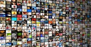 Medias photographie stock