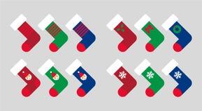 Medias de la Navidad libre illustration