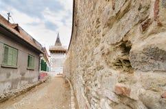 Medias, Romania Royalty Free Stock Photos