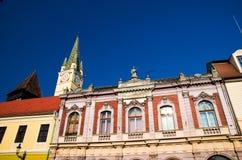 Medias, Rumunia Obrazy Stock