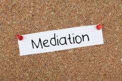 mediation Imagens de Stock