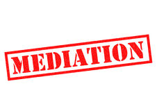 MEDIATION Stock Images