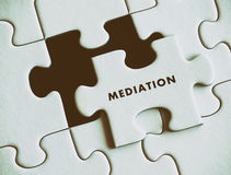 Mediation Royalty Free Stock Photography