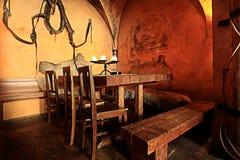 Mediaval pub Stock Photos