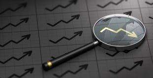 Mediazione di assicurazione, di ipoteca o di prestito, migliore tasso Fotografie Stock