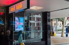 Medibank私有健康保险中央布里斯班办公室 库存图片