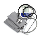 Medic Cardiologist Set Royalty Free Stock Images