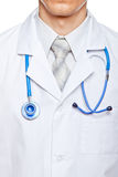 Medic doctor close up Stock Photography