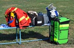 Medic equipments Stock Photography