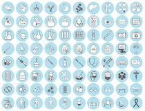 Medic icon vector illustration Stock Images