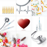 Medic mix Stock Photography