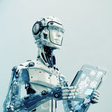 Medic robot Stock Photography