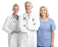 Medica staff Royalty Free Stock Images