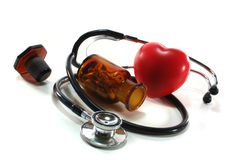 Medicación Imagen de archivo libre de regalías