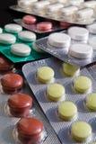 Medicación Fotografía de archivo libre de regalías