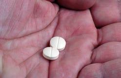 Medicación. Fotografía de archivo libre de regalías