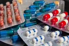 Medicación I Imágenes de archivo libres de regalías
