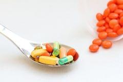 Medicaciones Fotos de archivo