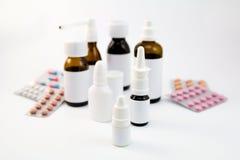 medicaciones Fotos de archivo libres de regalías