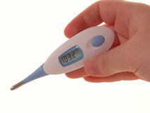Medical: 103.2 Fever Stock Photography