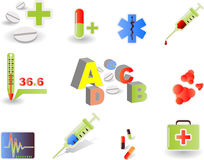 Medical_2 Royalty Free Stock Images