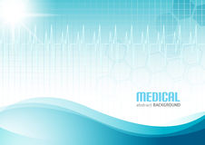 Medical Abstract Background Royalty Free Stock Images