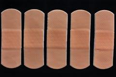 Medical adhesive bandage Royalty Free Stock Photography