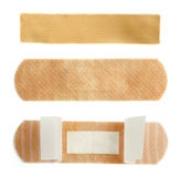 Medical adhesive plaster Stock Photos