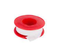 Medical adhesive tape isolated Royalty Free Stock Image