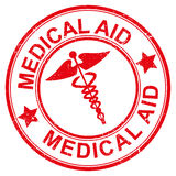 Medical aid icon Royalty Free Stock Image