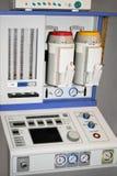 Medical air station Stock Image
