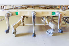 Medical appliance. In hospital for help patients royalty free stock photography