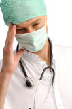 Medical assistant Stock Photography