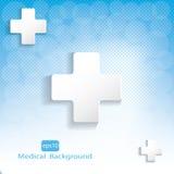 Medical background . Royalty Free Stock Image