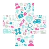 Medical Background Royalty Free Stock Photo