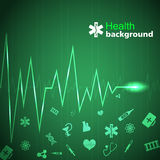 Medical background Royalty Free Stock Images