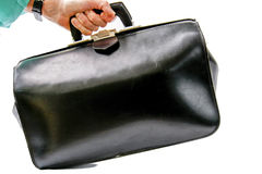 Medical bag Royalty Free Stock Photography