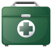 A medical bag Stock Photography