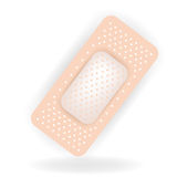 Medical bandage Stock Images