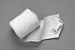 Medical bandage Stock Photography